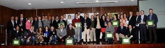 """Distinguidas diez empresas participantes en el programa """"Cero Accidentes"""""""