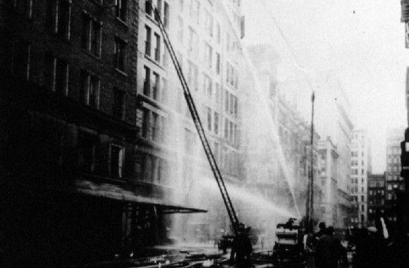 El incendio que cambió la historia