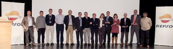 Repsol entrega los Premios de Seguridad Empresarial 2013