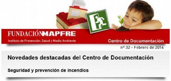Novedades destacadas del Centro de Documentación de Fundación Mapfre