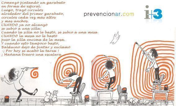 Cultura Preventiva y Literatura Infantil #28PRL