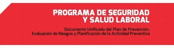 Documento unificado:Plan de Prevención, Evaluación de Riesgos y Planificación de la actividad Preventiva