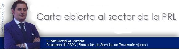 Carta abierta al sector de la PRL #28PRL