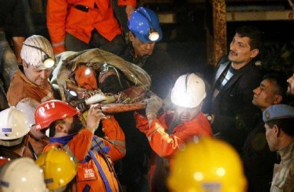 La explosión en una mina en Turquía deja centenares de obreros muertos