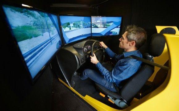 El simulador de conducción para la formación en seguridad vial con la tecnología más avanzada