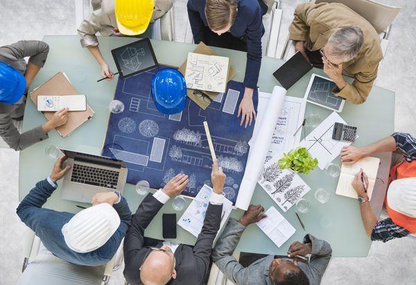 Gestión preventiva en construcción (I): planes y coordinadores