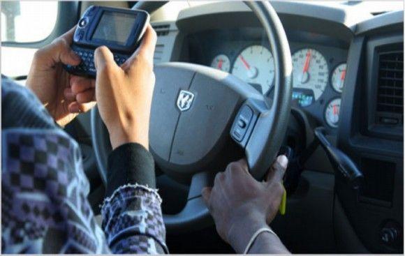 Informe sobre el uso de los smartphones en la conducción