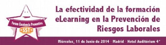 La efectividad de la formación eLearning en la Prevención de Riesgos Laborales