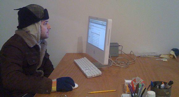 Se disparan los resfriados en las oficinas por el mal uso del aire aconicionado