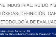 Ruido y sustancias ototóxicas: definición, características y metodología de evaluación