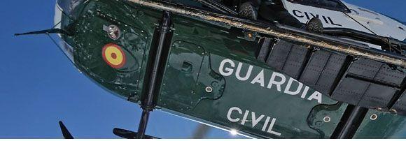 Prevención de riesgos laborales en la Guardia Civil