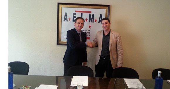 Convenio de colaboración entre la asociación AELMA y el grupo INPREX
