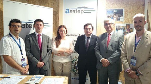 CGPSST – ASATEP participan en el Vº encuentro nacional de PRL