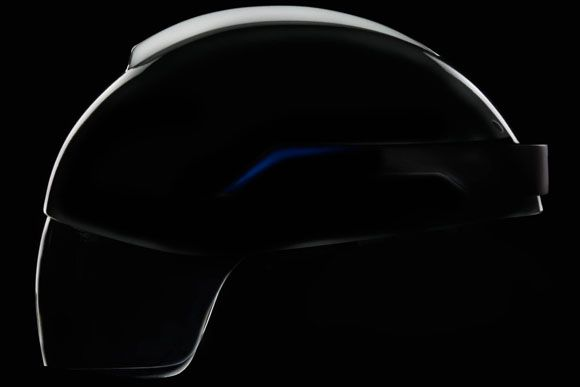 Un casco inteligente para entornos industriales