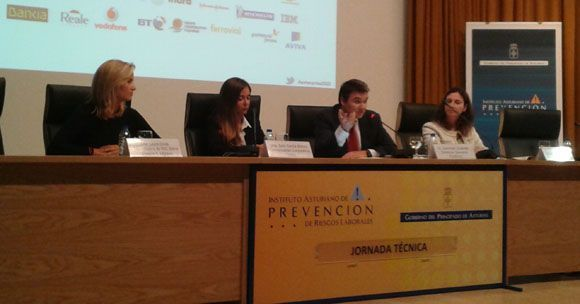 """El Instituto Asturiano de Prevención d Riesgos Laborales acoge la iniciativa """"ENTERPRISE 2020"""""""