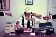 Informe sobre gestión del estrés en lugares de trabajos saludables