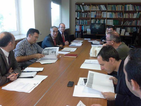 La Dirección general de trabajo continuará con la vigilancia en PRL de las empresas regionales de murcia