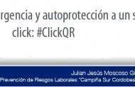 Planes de emergencia y autoprotección a un solo click: #ClickQR