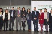 GDF Suez y Gas Natural Fenosa, ganadoras del I Premio Entorno de Trabajo Saludable