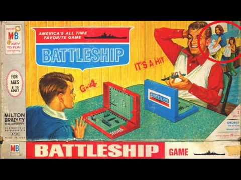 El más peligroso de todos.... la caja de Hundir la Flota era todo un alegato machista.....