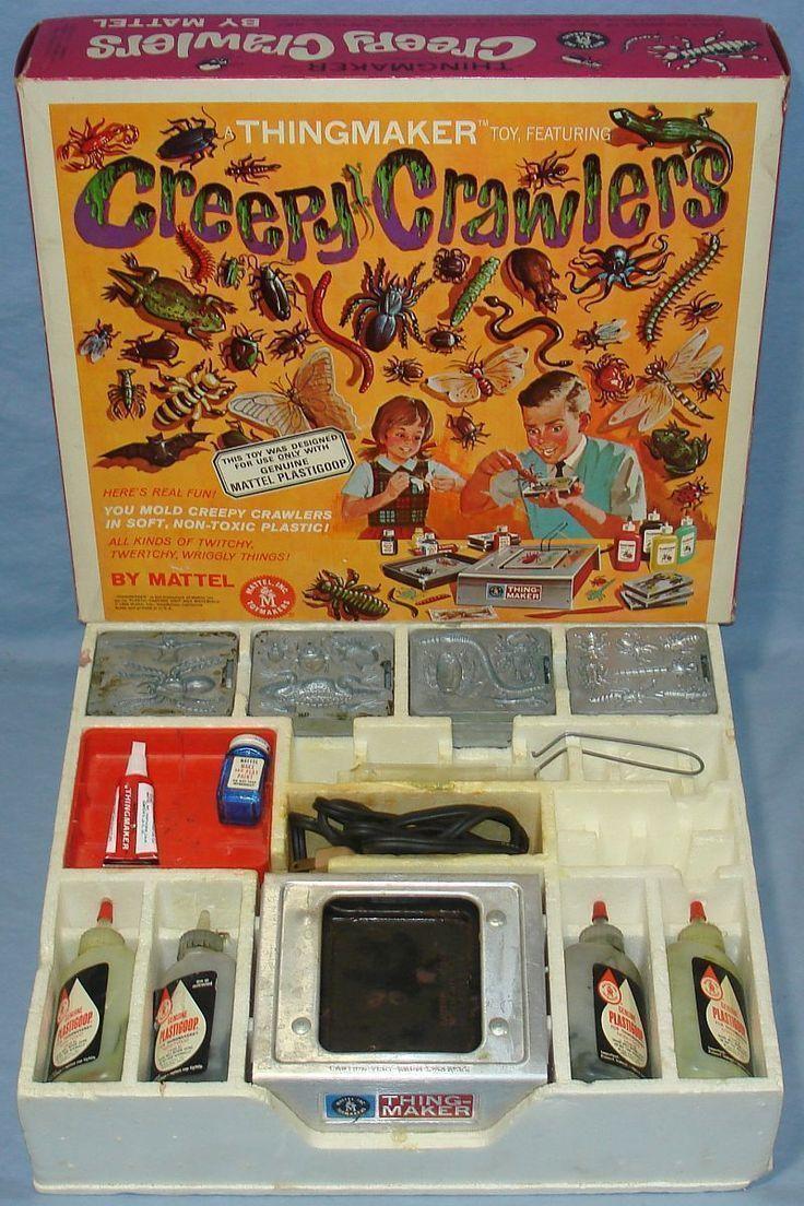 Productos químicos, horno eléctrico...... no parece la mejor combinación para jugar....
