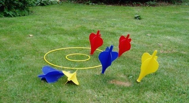 Estos dardos gigantes mataron a 3 niños en E.E.U.U.