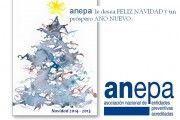 ANEPA les desea Feliz Navidad y un próspero Año Nuevo