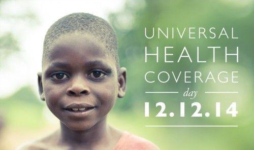 12.12.14: Salud para todos en todas partes