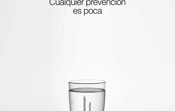 Toma medidas cualquier Prevención es poca