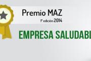 MAZ convoca los premios EMPRESA SALUDABLE 2014