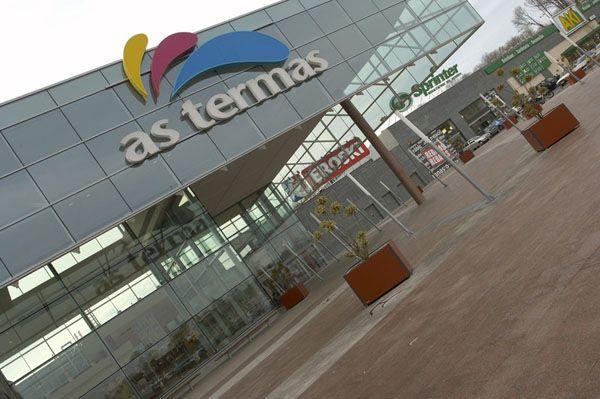 El centro comercial As Termas recibe la certificación OHSAS 18001