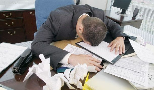 Depresión en el ámbito laboral