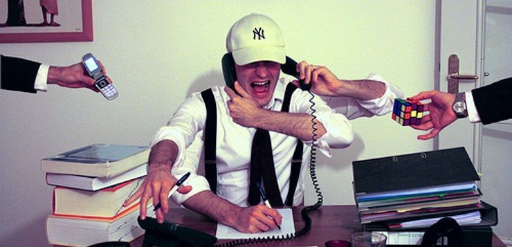 Más de la mitad de los argentinos ha sufrido estrés laboral
