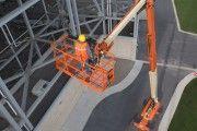 Plataformas utilizadas en trabajos en altura