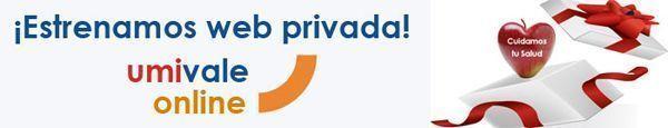 umivale estrena su nueva web privada