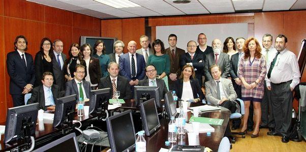 Responsables de Trabajo de la Generalitat Valenciana e INVASSAT se reunen con AESPLA