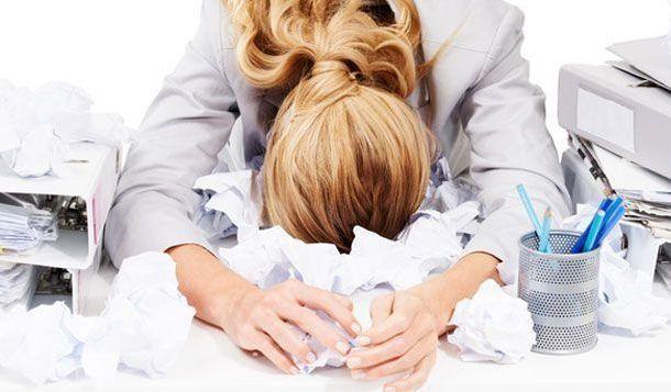 Depresión en el ámbito laboral (informe)