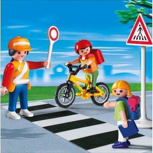 Educación vial para colegios y mayores