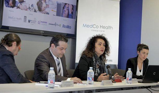 UJI Saludable y Medco Health realizan un estudio sobre la apnea del sueño en Castellón
