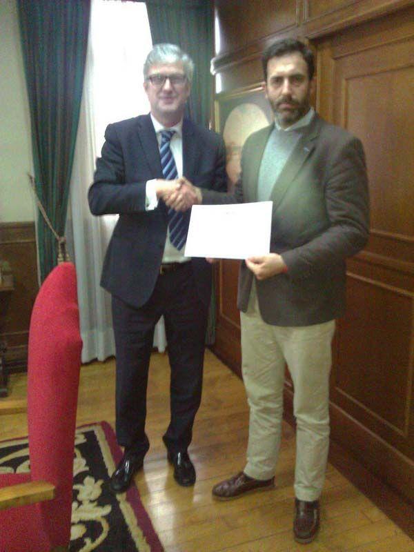 Compañía de Tranvías de la Coruña reconocida por su apuesta por la prevención