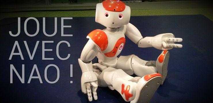Carrefour emplea un robot para fomentar los hábitos saludables