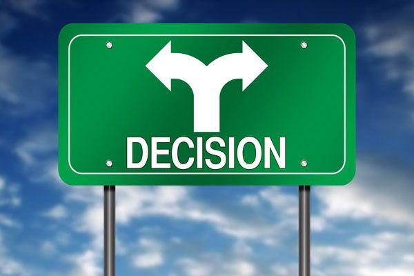 La toma de decisiones en la conducción