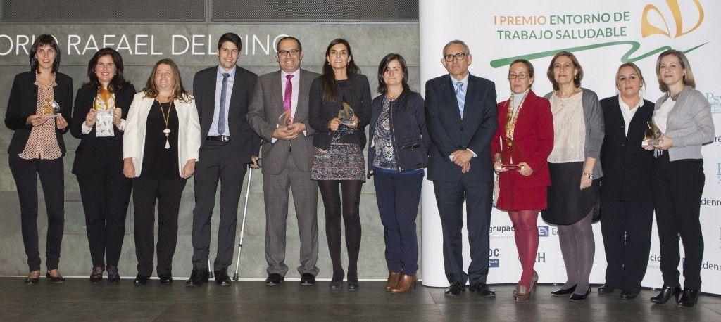 II Edición de los premios empresa saludable