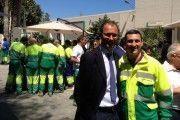 Lafarge España cumple 1.260 días sin accidentes