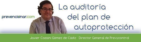 La auditoría del plan de autoprotección