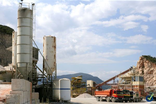 Proyecto de lucha contra el polvo y la sílice en el sector de los áridos
