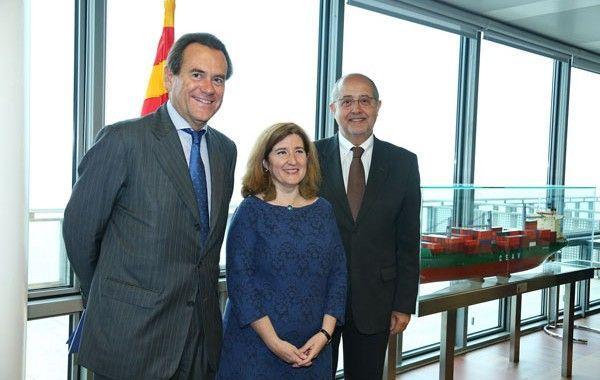 El Puerto de Barcelona recibe la certificación de seguridad Ohsas
