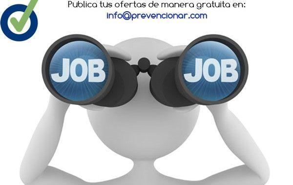 Empleo en Prevencionar: Técnico de PRL para puesta en marcha #Sevilla