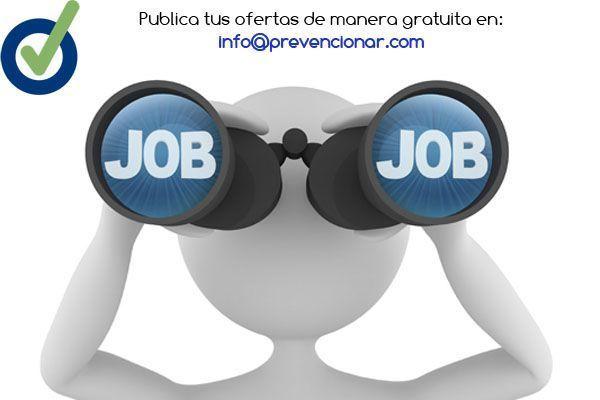 Empleo en Prevencionar: 2 Técnicos Superiores en PRL #Girona
