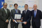 BSH España obtiene el I Premio Empresa Saludable 2014 de MAZ